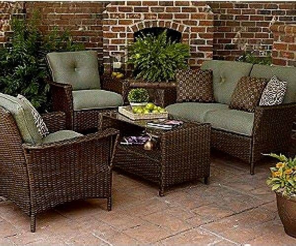 Sears Parkside Patio Furniture   Outdoor remodel, Outdoor ...