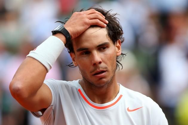 Is Rafael Nadal On A Decline He Can't Control? - Movie TV Tech Geeks