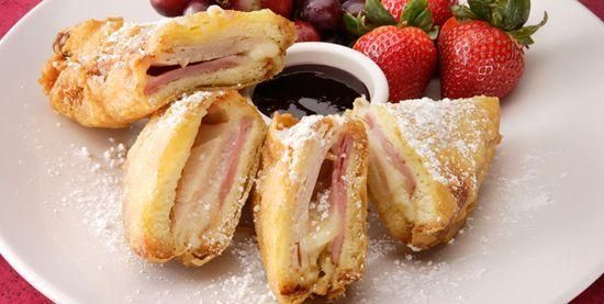 Disney Shared The Recipe For Its Famous Monte Cristo Sandwich On The Menu For More Than 50 Years