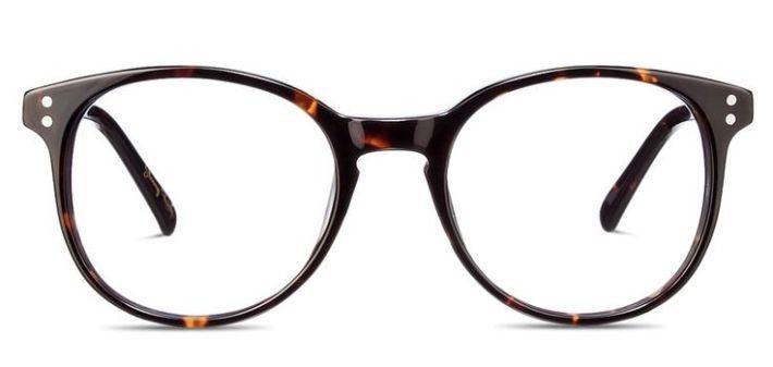 8e4d9e92cd496 Tendance lunettes   Georges écailles brunes Lunettes de soleil femme homme  mixte lunettes de so