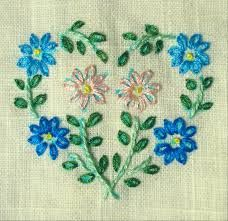 Image result for embroidery fill stitches