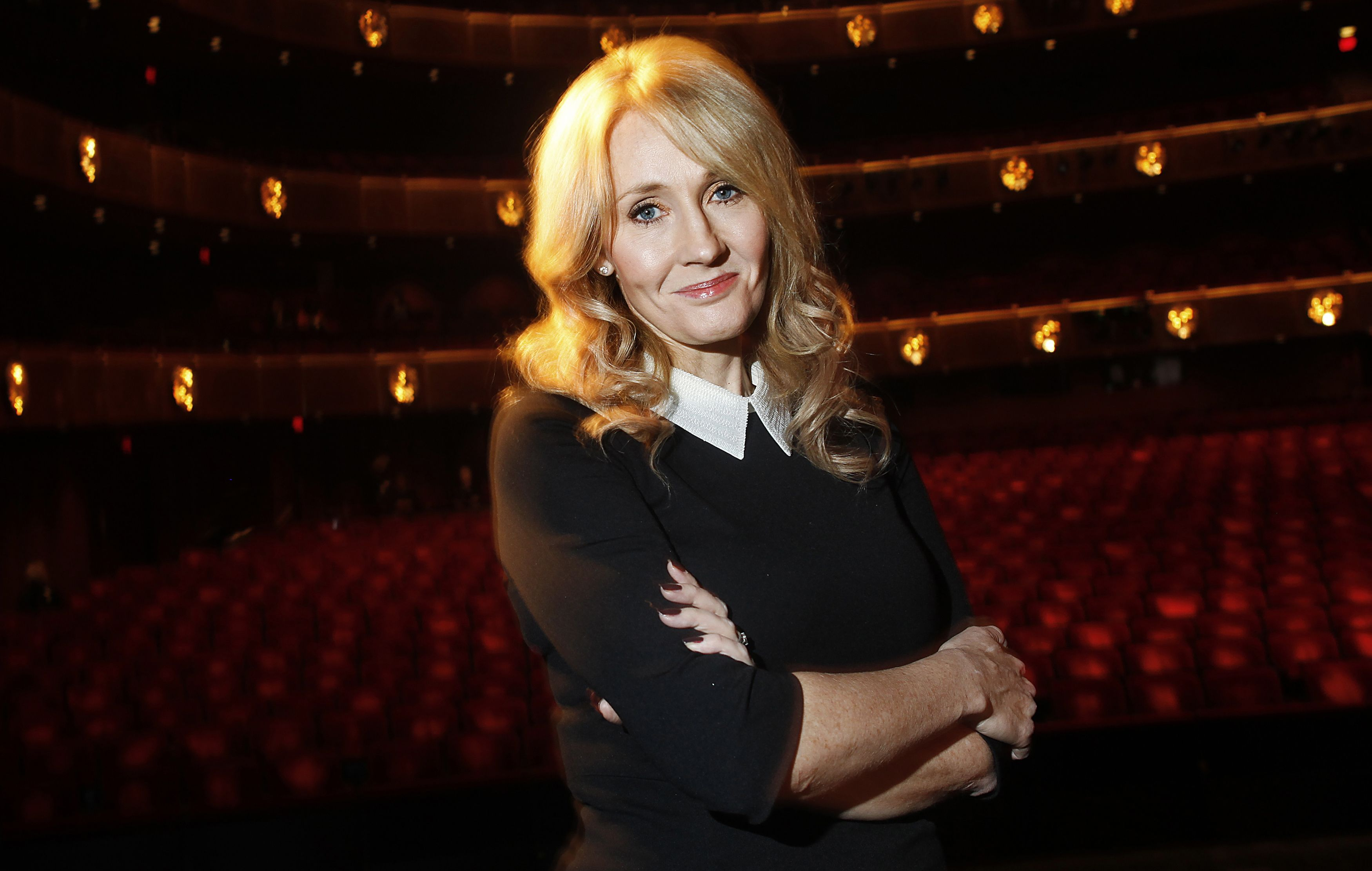 Jk Rowling Brings Magic To The Theater With A New Harry Potter