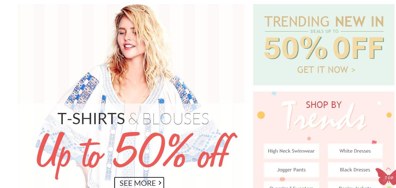 Order for Wider Range of women Clothing >> >> http://bit ...