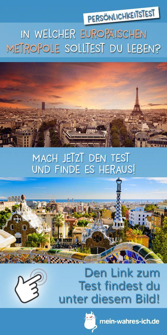In welcher europäischen Metropole solltest du leben