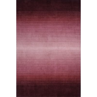 Momeni Metro Plum Rug. Made this with a cheap IKEA rug! | For the ...