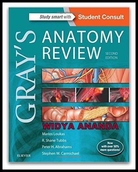 Grays Anatomy Review With Student Consult Online Access 2nd
