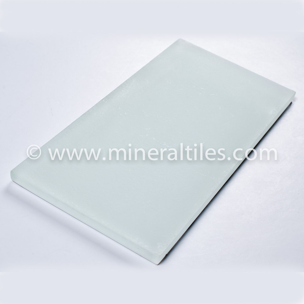 21 Best Images About Frosted Glass Tile Kitchen On: Ocean Glass Subway Tile White Frosted 4x8