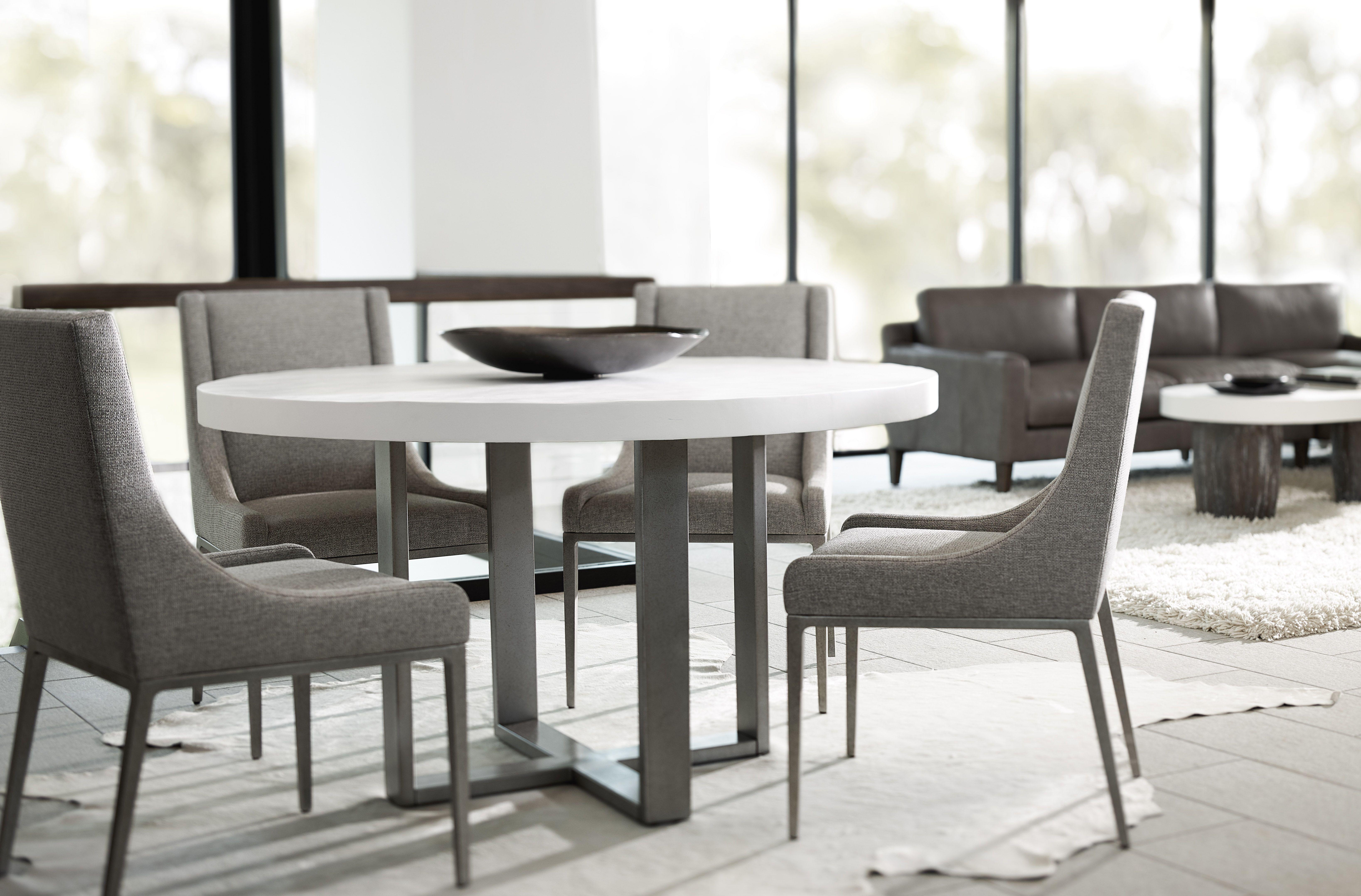 Bernhardt Loft Logan Square in 2020 Round dining table