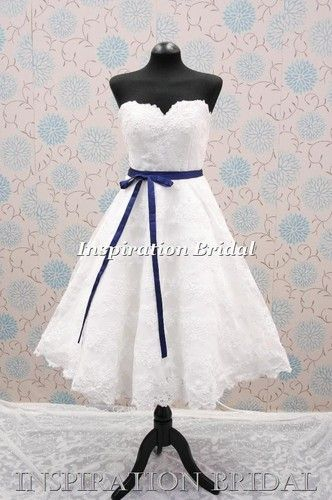 Vintage Lace 1950s 1283 Short Wedding Dresses Tea Length Below Knees Sweetheart Short Wedding Dress Wedding Dresses Tea Length Dresses