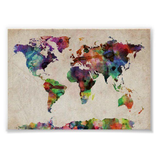 world traveler map print | Zazzle.com  world traveler map print #world #traveler #map #vintage #rustic  #map #print #traveler #World #Zazzlecom