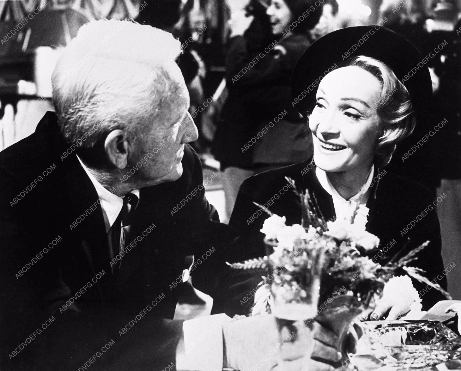 Spencer Tracy Marlene Dietrich Judgement at Nuremberg 720-04