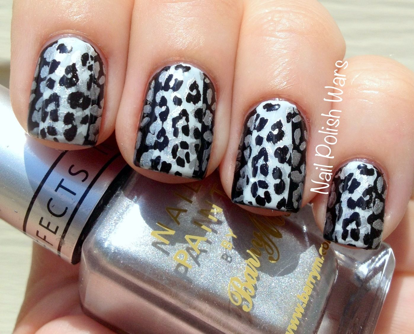 Nail Polish Wars: Lovely Leopard