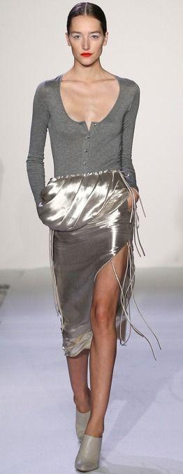Sophisticated Style| Serafini Amelia| Silver-Altuzarra