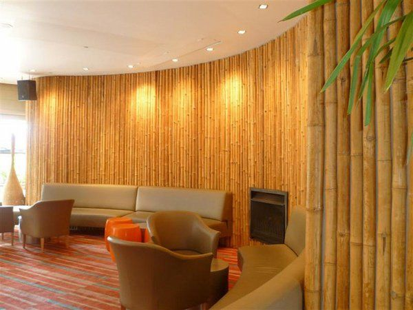 decorative bamboo poles living room decor ideas spectacular bamboo wall - Bamboo Room Decorations
