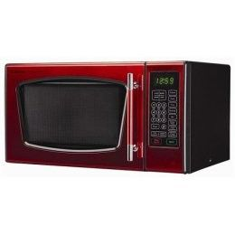 emerson 9 cu ft microwave stainless steel red shop kaboodle with images stainless on kaboodle kitchen microwave id=31110