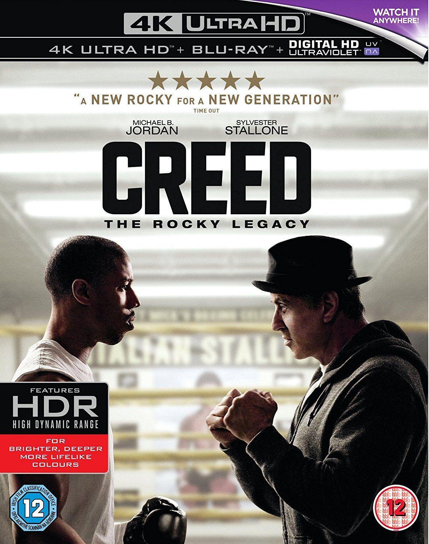 Creed 4k ultra hd bluray 2016 creed movie