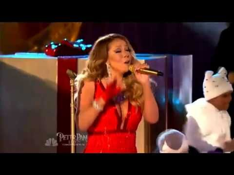 Mariah Carey All I Want For Christmas Is You Live At Christmas In Rockefeller Center 2014 Mariah Carey Mariah Favorite Christmas Songs