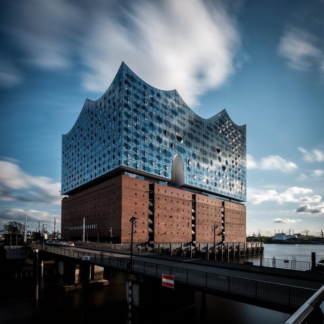 Elbphilharmonie Landmarks Building Travel
