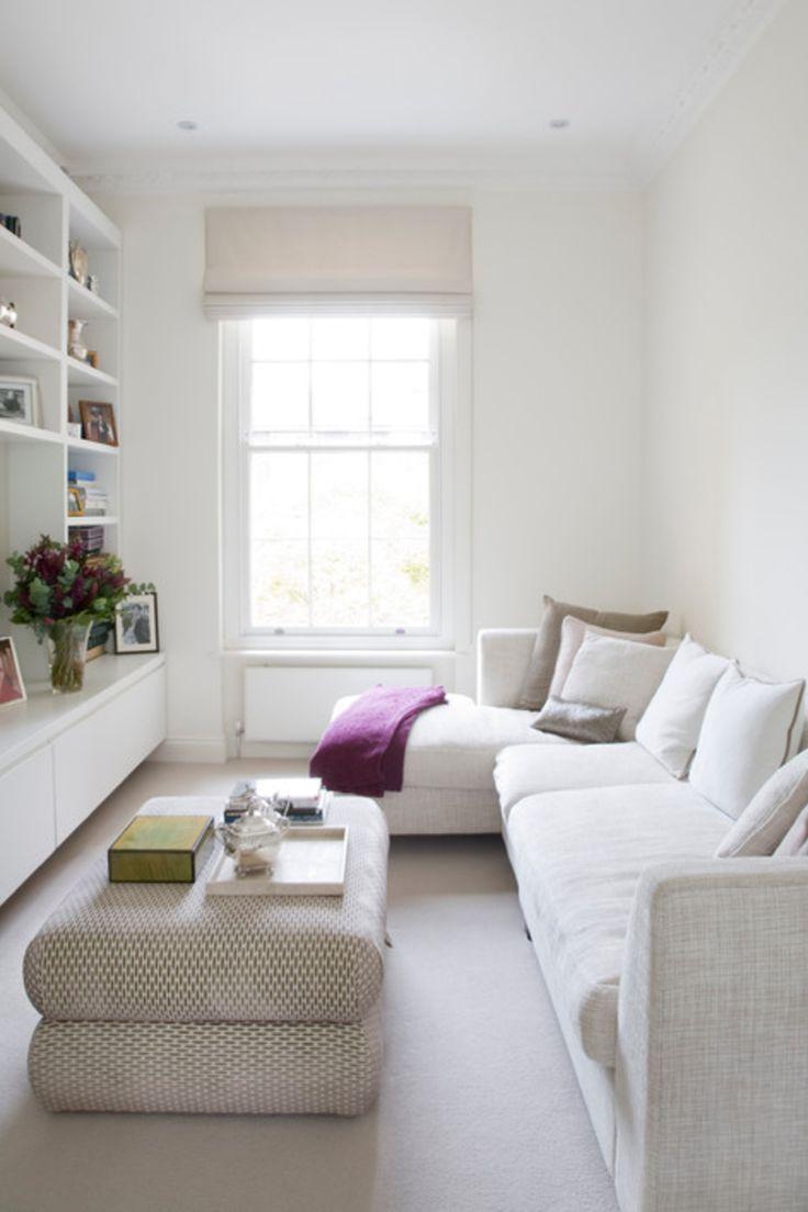 Design Narrow Living Room: 51+ Bachelor Living Room Decor Ideas