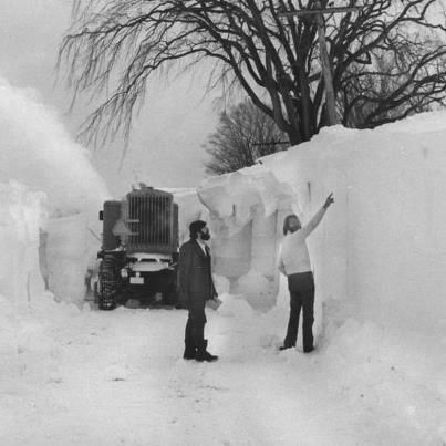 Blizzard Of 77 In Watertown Ny Upstate Ny Travel Snow Watertown