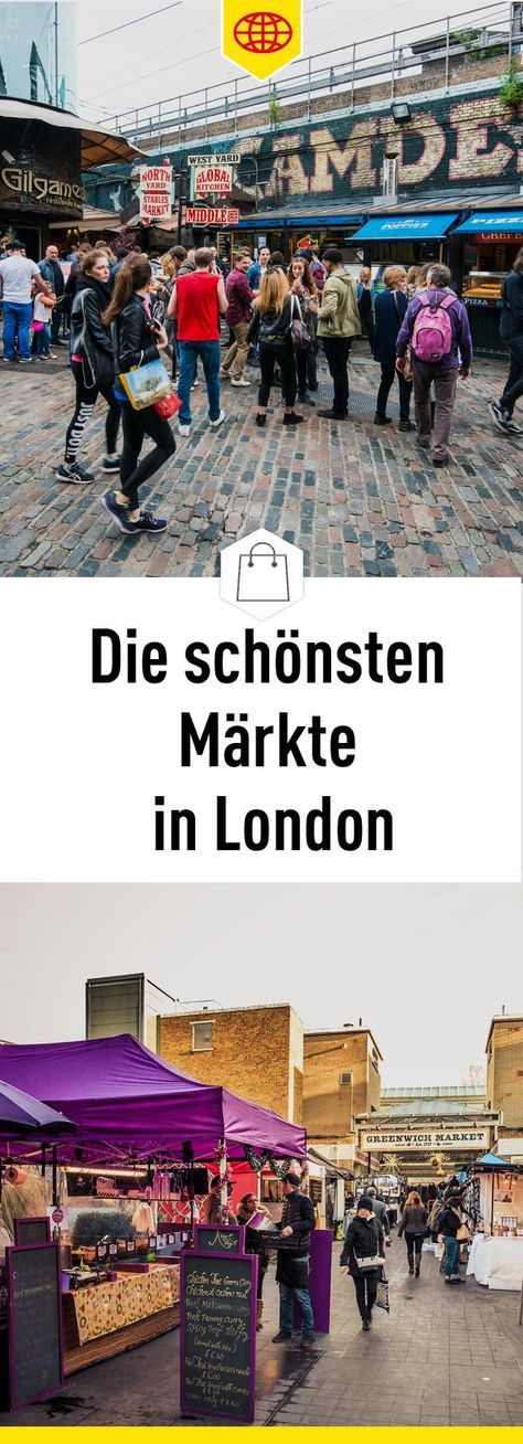 Photo of Londons schönste Märkte | MARCO POLO