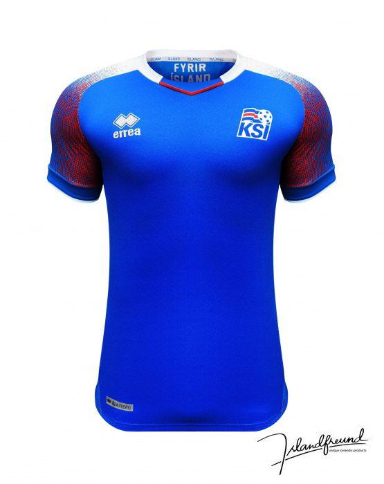 Island Nationalmannschaft Trikot