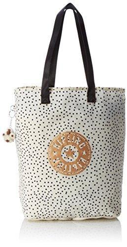b258ee301 Comprar Ofertas de Kipling - Hip Hurray 5, Bolsos totes Mujer, Mehrfarbig  (Soft Dot), One Size barato. ¡Mira las ofertas!