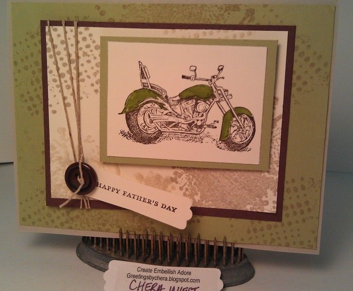 Motorcycle - fathers Day