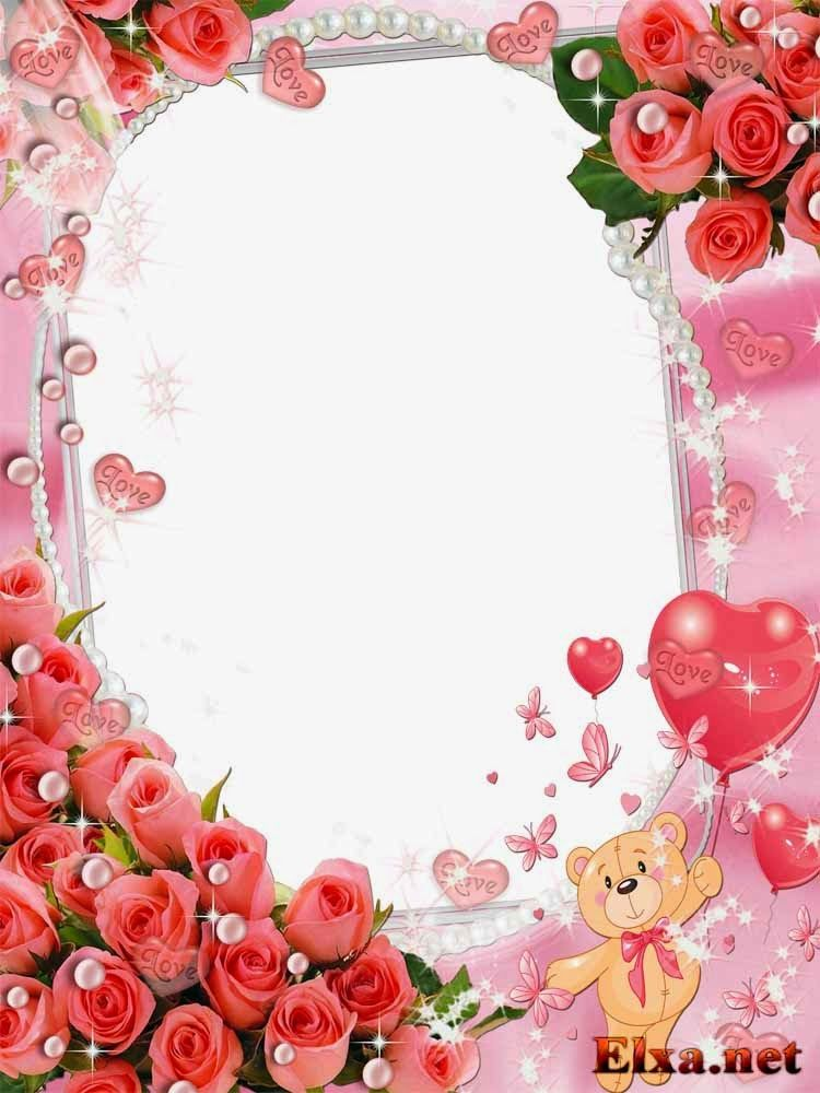 Pin by yaya on png frame | Pinterest | Frame, Love frames and Flower ...