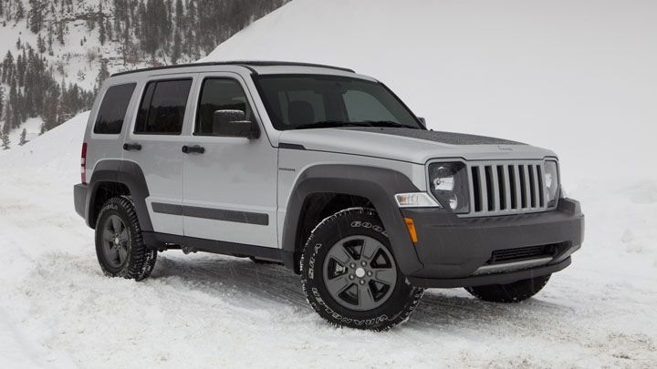 Jeep Liberty Lease Deals