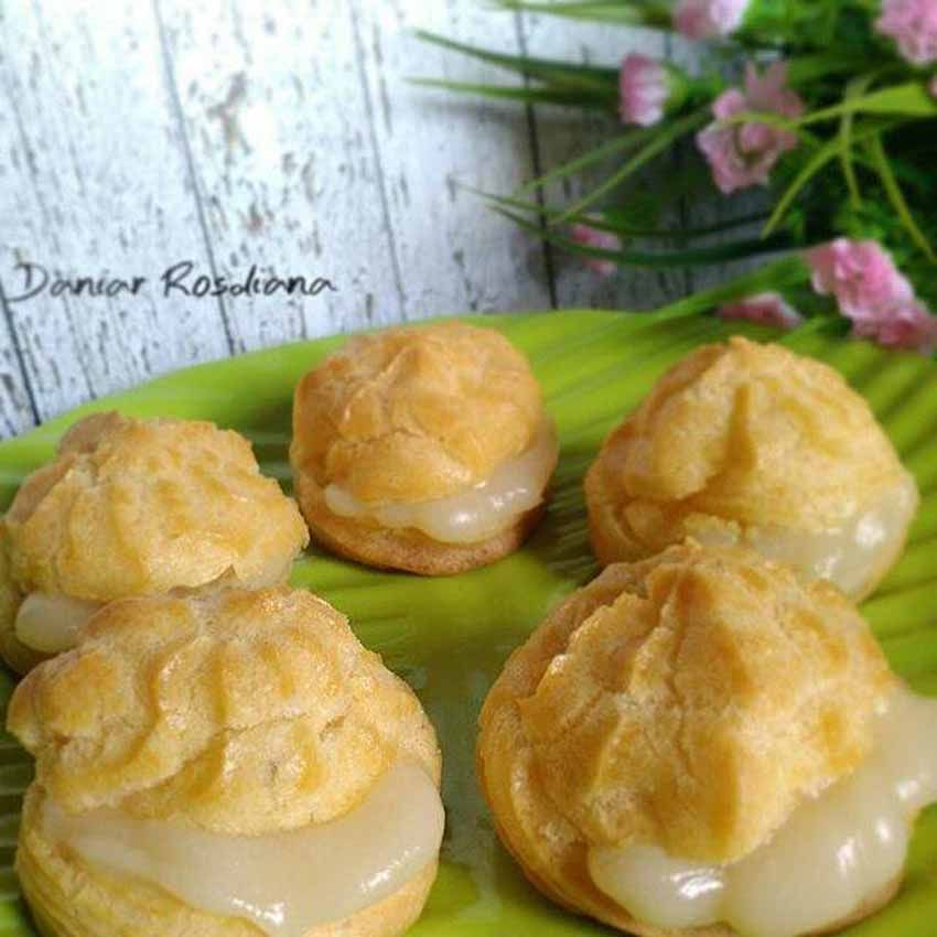 Resep Kue Sus Anti Php Resep Makanan Makanan Manis