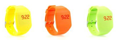 Fluoro Watches only $9.00  Get in Quick they will not last long at this price.  They are also available in Black, White, Blue and Purple at  http://www.casiosolarwatches.com/watch_promotions_and_discounts.html