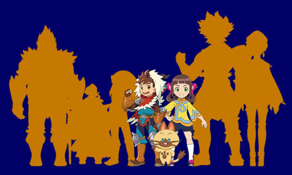 'Monster Hunter Stories RIDE ON' Anime Introduces Minami