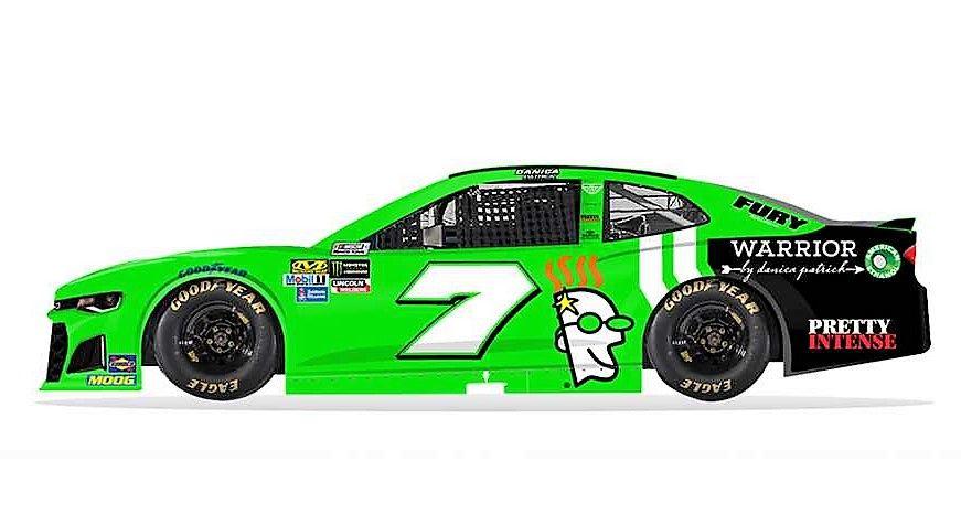 nascar paint scheme preview daytona 500 wednesday february 14 rh pinterest com