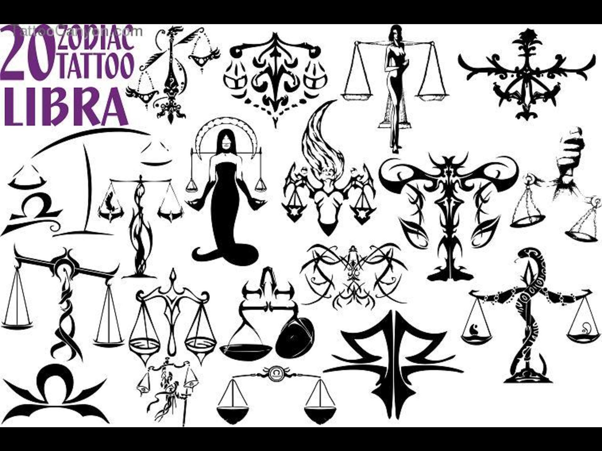 Libra Animal Latest 20 Zodiac Libra Tattoo Designs Tattooshunt Com Tatoeage Ideeen Sterrenbeeld Tribal