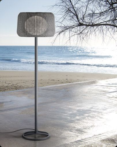 BOVER: The Outdoor Collection | Floor lamp, Outdoor floor lamps and ...