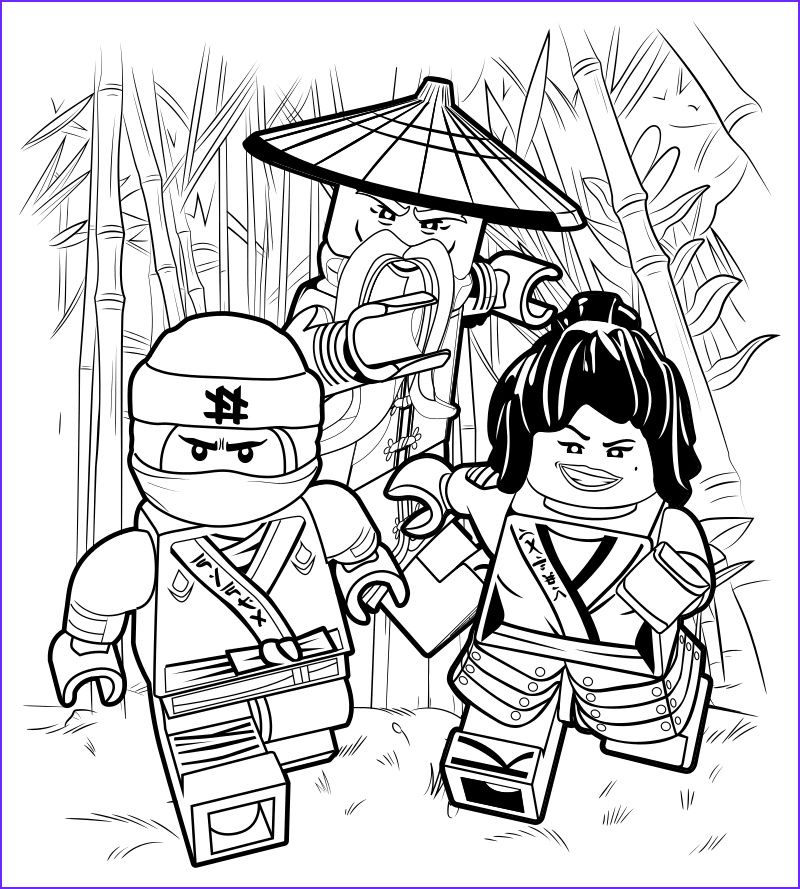 The Lego Ninjago Movie Coloring Pages To And Lego Movie Coloring Pages, Ninjago  Coloring Pages, Lego Coloring
