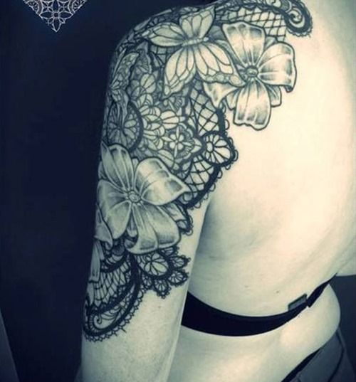 20 shoulder mandala tattoos for women and girls 20 tattoos pinterest vorlagen. Black Bedroom Furniture Sets. Home Design Ideas