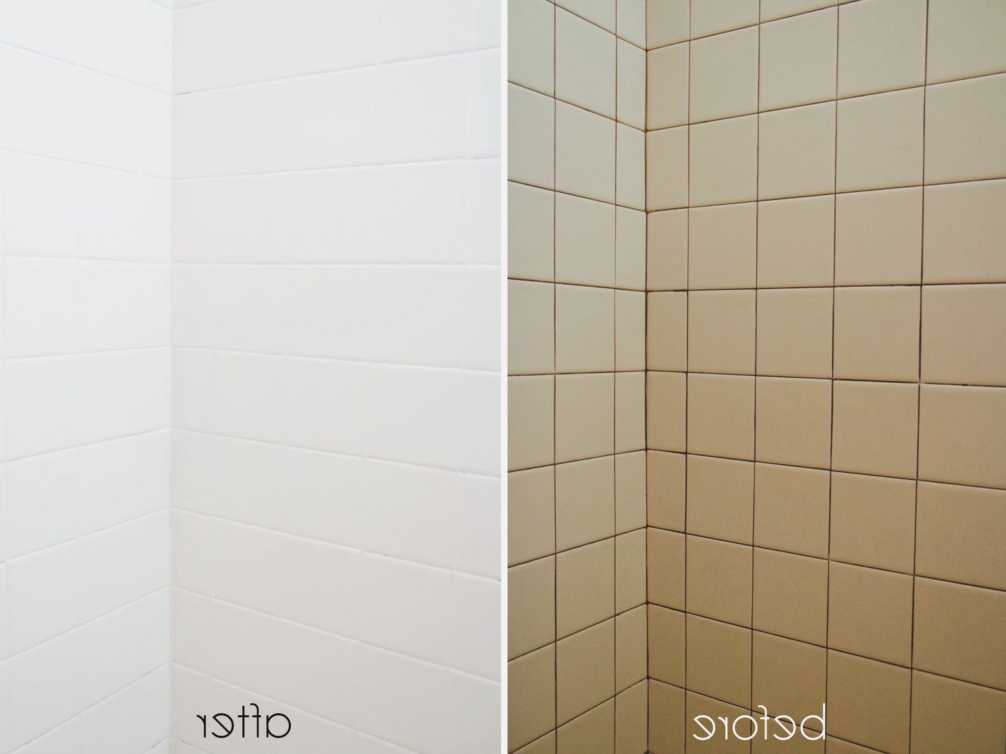 A Bathroom Tile Makeover.. | Five Things You Most Likely Didn\'t Know ...