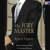 I just finished listening to Jury Master (Unabridged) by Robert Dugoni, narrated by Robertson Dean on my #AudibleApp. https://www.audible.com/pd?asin=B002V00YYE&source_code=AFAORWS04241590G4