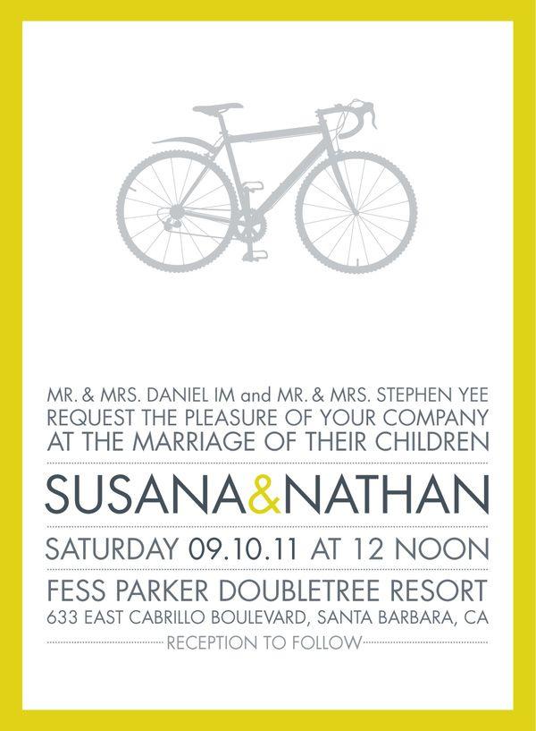 Crisp Wedding Invitations  Invitations    Invitation