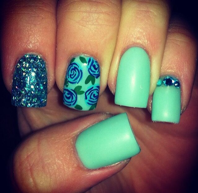 Pin de Taylor Madison Bauwens en Nails, Nails, Nails | Pinterest