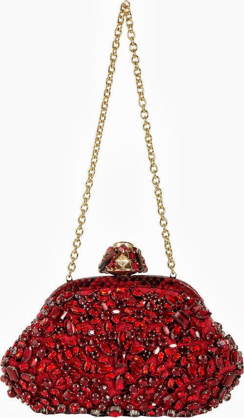7a037c58ce Dolce   Gabbana Miss Dea Embellished Clutch