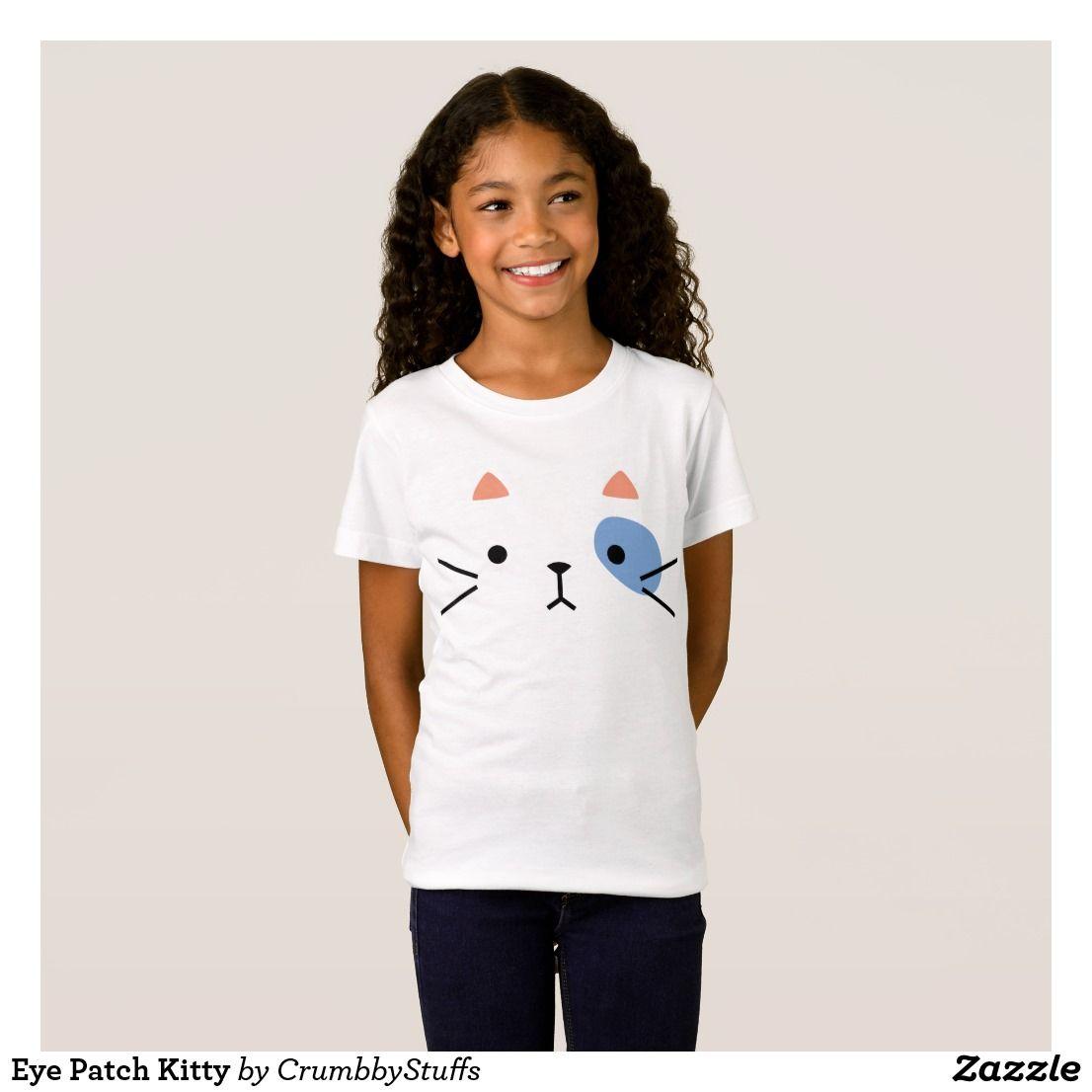 Eye Patch Kitty T-Shirt