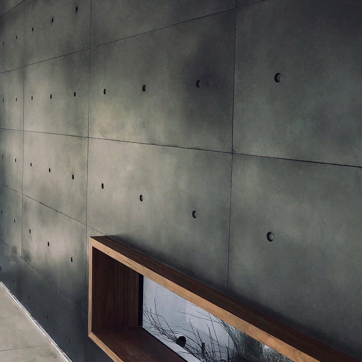 Concrete Tiles For Modern Contemporary Architecture Made From Lightweight High Performance Concrete Concret In 2020 Concrete Tiles Concrete Wall Panels Concrete Wall