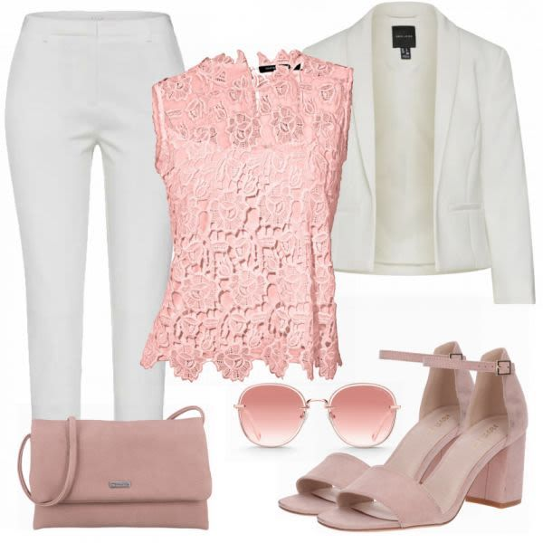 872fd6feabad56 Business Outfits: Top Heine bei FrauenOutfits.de #fashion #fashionista #mode  #