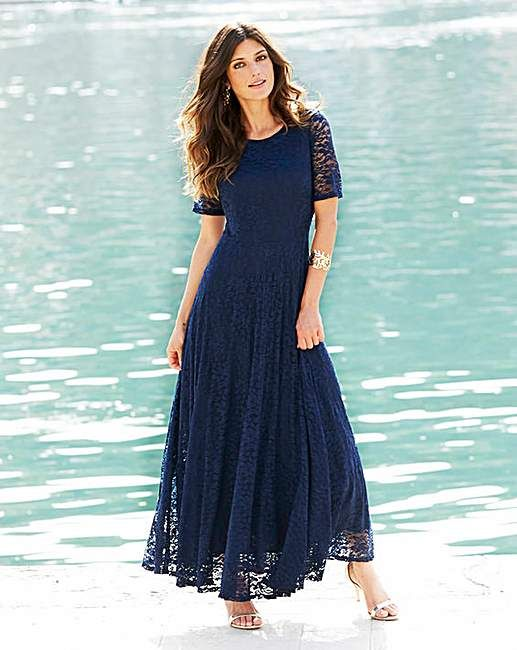 Joanna Hope Lace Maxi Dress J D Williams Things To Buy Dresses