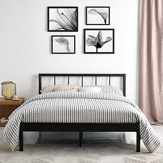 45++ Farmhouse metal platform bed model