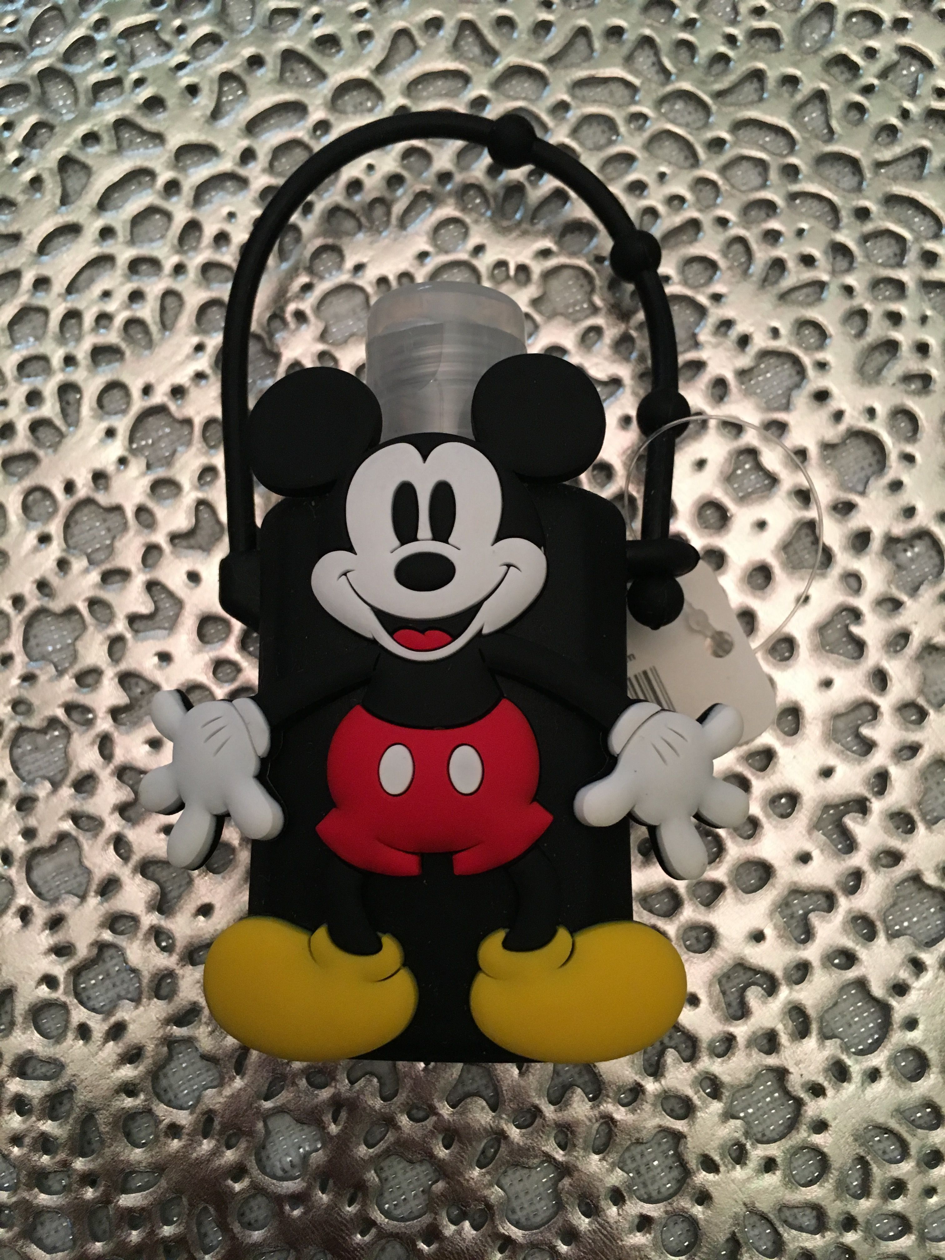 Mickey Mouse Hand Sanitizer Mickey Mouse Disney Mickey Disney