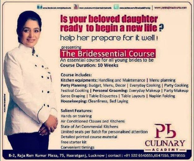 Image result for bride essential course